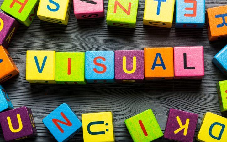 Alphabet, background, big for visual content