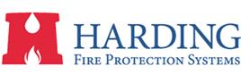 Molly Orphin Harding Fire Logo