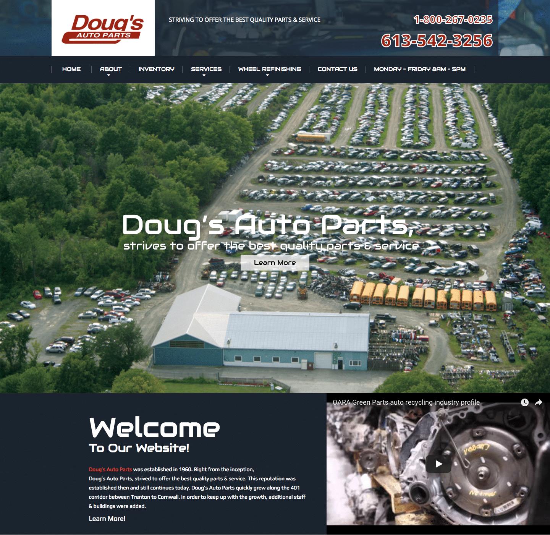 Dougs Auto Parts