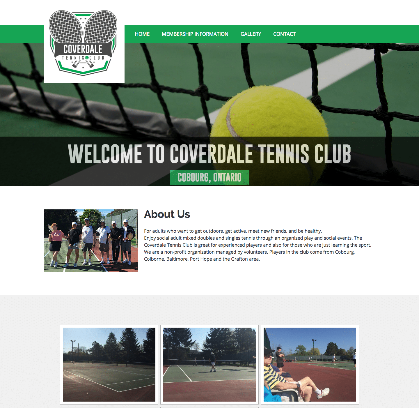 Coverdale Tennis Club