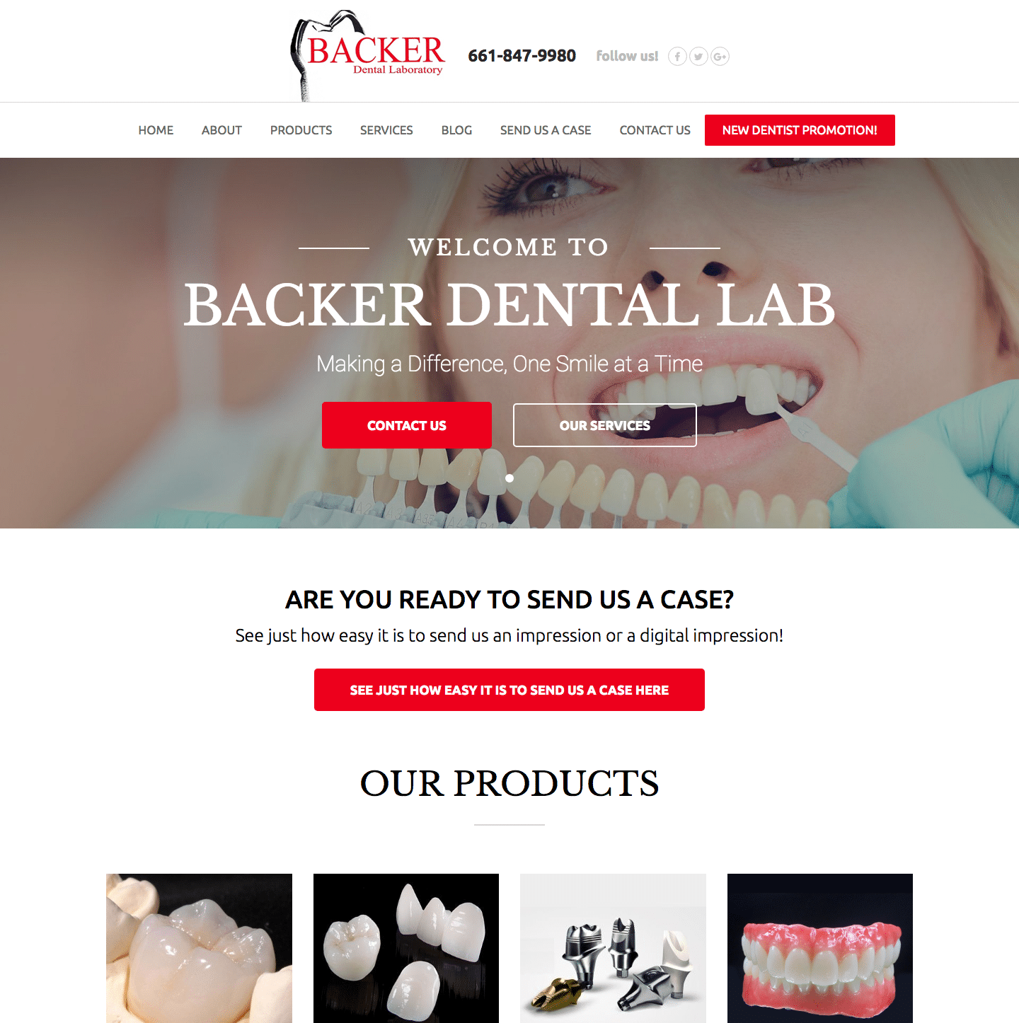Backer Dental Lab